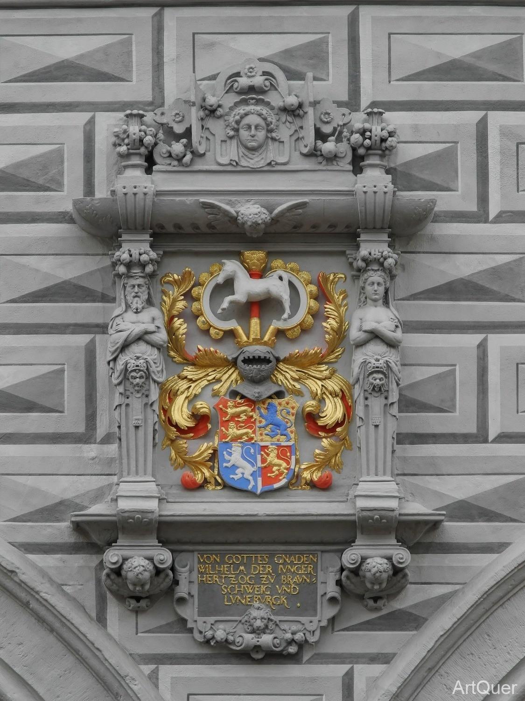 Wappen Herzogs Wilhelm der Jüngere