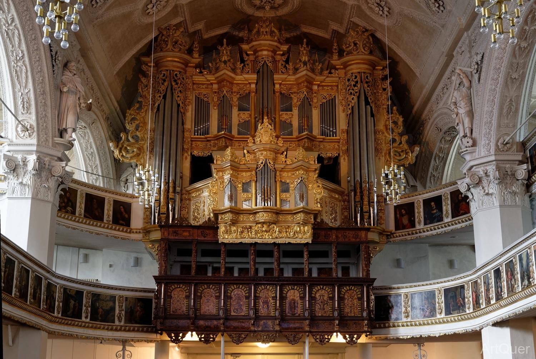 Stadtkirche St. Marien - Orgel