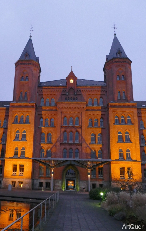 Neues Rathaus Eingangsbereich