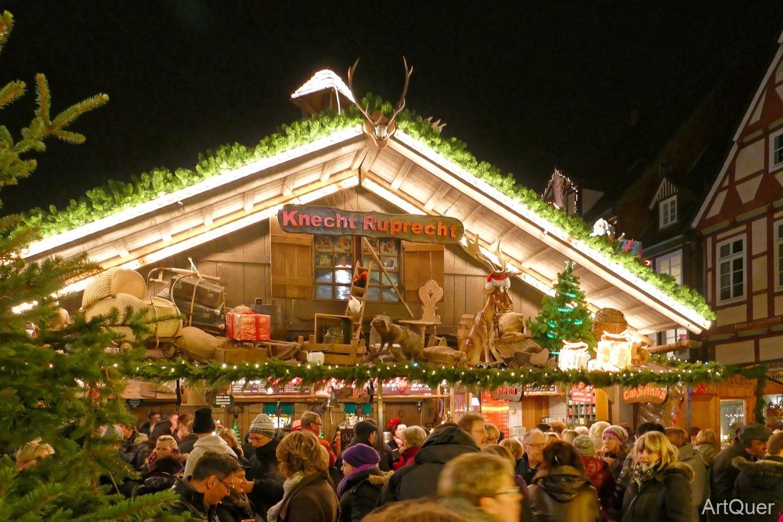 Großer Plan - Weihnachtsmarkt