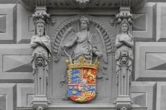 Wappen Dorotheas von Dänemark