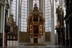 Stadtkirche St. Marien - Altarraum