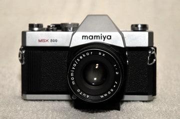 Mamiya MSX 500
